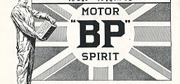Vintage BP Advertisement